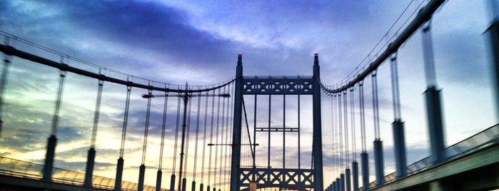 Robert F. Kennedy Bridge (Triborough Bridge) is one of New York City.