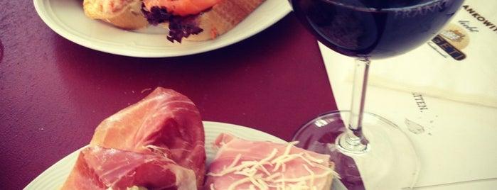 Delikatessen Frankowitsch is one of Food & Fun - Vienna, Graz & Salzburg.