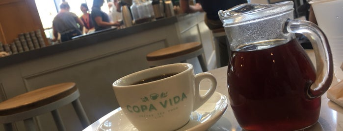 Copa Vida is one of Best Coffee/Tea.