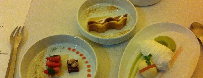 Sur Mesure par Thierry Marx is one of Restaurants.