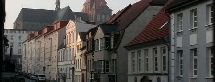 Hotel Altes Hafenhaus is one of Urlaubskandidaten.