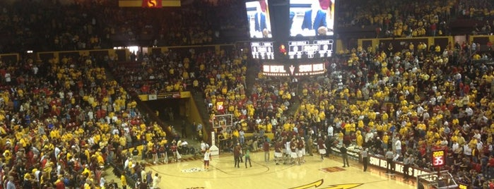 Wells Fargo Arena is one of Fall Welcome Events: Tempe campus.