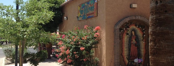 Los Olivos Mexican Patio is one of 500 Things to Eat & Where - South.