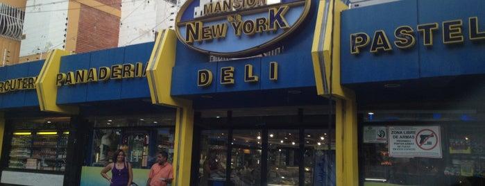 La Mansión de New York is one of Lugares.