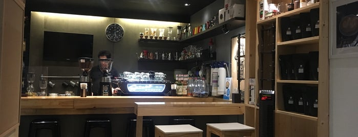 Bottomless Espresso Bar is one of ╭☆╯Coffee & Bakery ❀●•♪.。.
