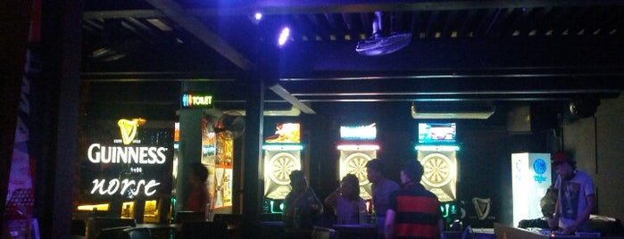 Norse Bar & Bistro is one of Must-visit Nightlife Spots in Kuala Lumpur.