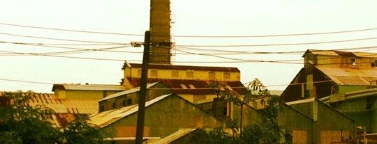橋頭糖廠 Ciaotou Sugar Refinery is one of Museen.
