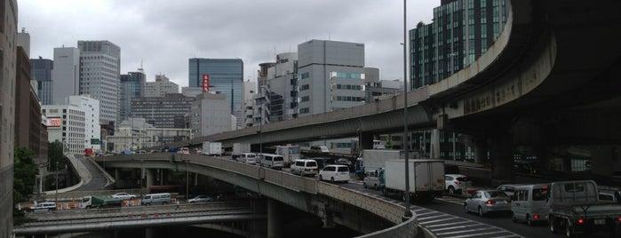 江戸橋JCT is one of 高速道路.