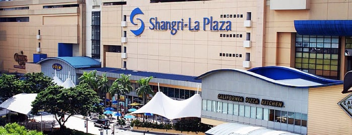 Shangri-La Plaza is one of Must-visit Malls in Quezon City.