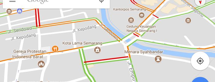 Kawasan Kota Lama is one of Top 10 favorites places in Semarang, Indonesia.