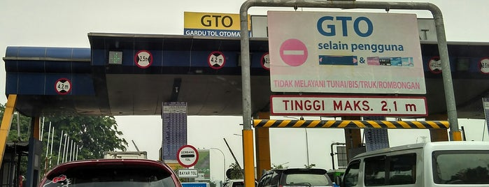 Gerbang Tol Karawang Barat is one of Nyunyai permai.