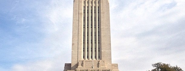 Nebraska State Capitol is one of State Capitols.
