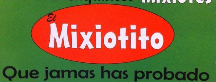El Mixiotito is one of Para la semana.