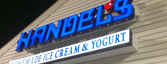 Handel's Homemade Ice Cream & Yogurt is one of Food Worth Stopping For.