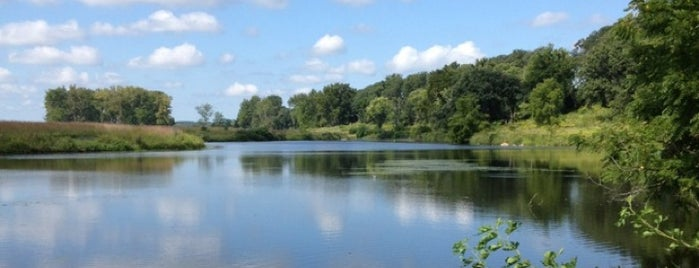 Prophetstown State Park is one of Indiana State Parks and Reservoirs.