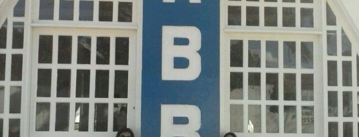 AABB - Associação Atlética do Banco do Brasil is one of BETA#CLUBE.