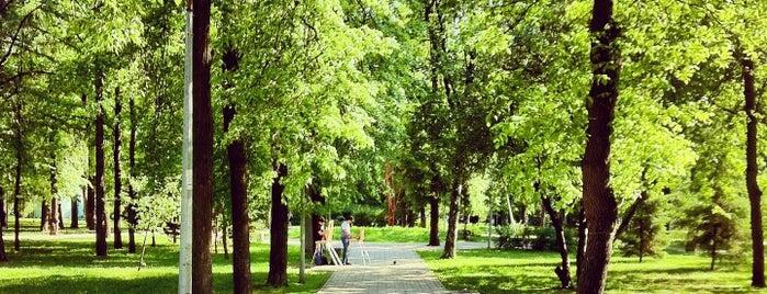 Лядской сад is one of Kazan.
