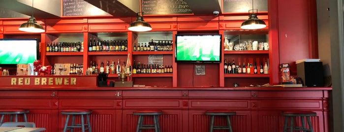 Red Brewer Craft Pub is one of Крафт СПб.