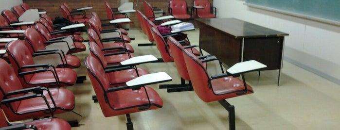 Faculdade de Informação e Comunicação (FIC) is one of UFG (Câmpus II).