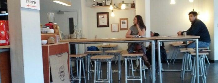 Third Floor Espresso (3FE) is one of Dublin.