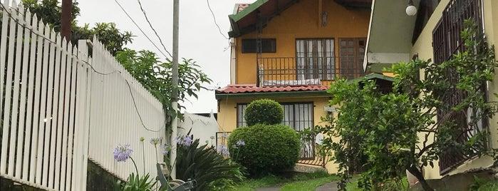 Barrio Vargas Araya is one of SAN JOSE CR.