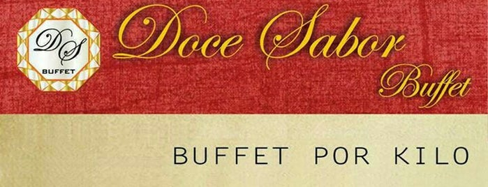 Doce Sabor Buffet is one of Onde comer próximo a PCRJ.