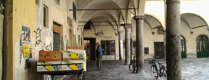 Piazza Delle Vettovaglie is one of CiRitorno.