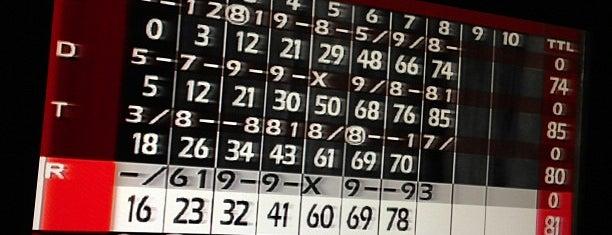 Strike Bowling Bars
