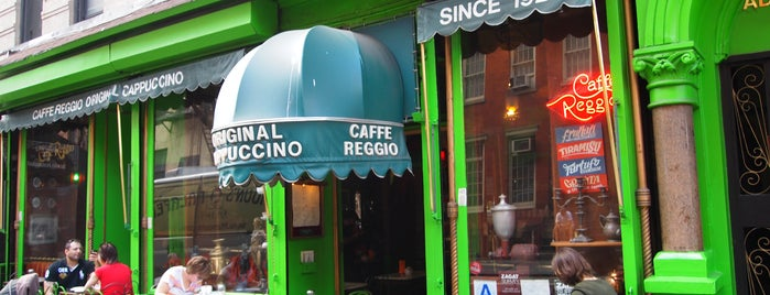 Caffe Reggio is one of Greenwich Village / West Village.