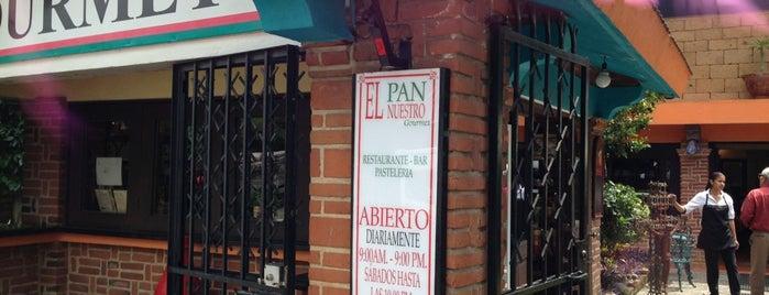 El Pan Nuestro is one of The 20 best value restaurants in Tepoztlan, Mexico.