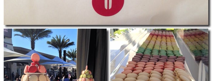 Lette Macarons is one of SD Love.
