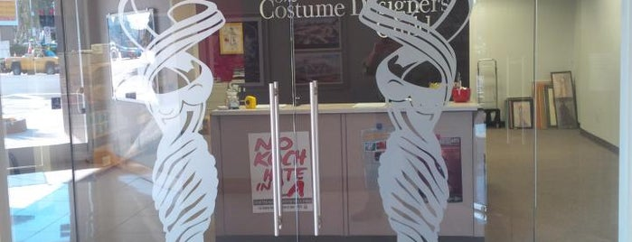 Costume Designers Guild is one of LOCAL RETAILERS.