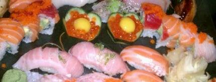 Fuji Sushi is one of I go.