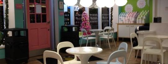 sweetFrog is one of Gelato, Ice Cream, Froyo.