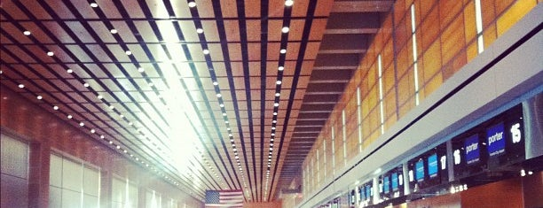 Boston Logan International Airport (BOS) is one of My Airports.