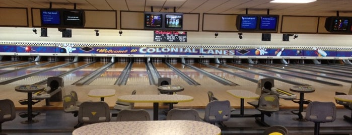 Colonial Lanes Bowling is one of The Only List You'll Need - Orlando.
