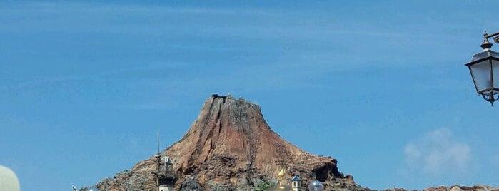 Lido Isle is one of Disney.