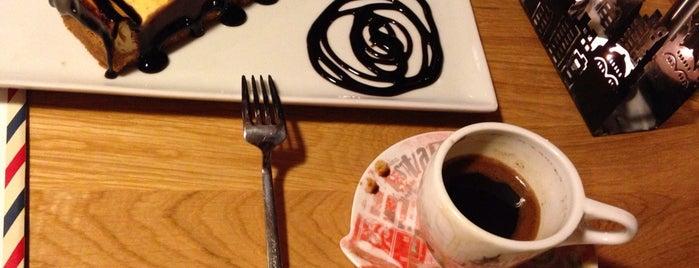 NY-IST Cafe is one of İstanbul Yeme&İçme Rehberi - 3.