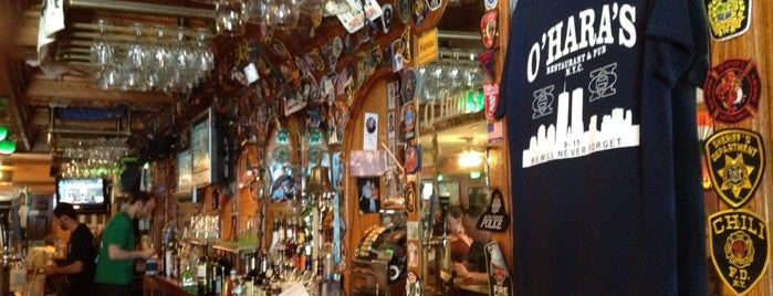 O'Hara's Restaurant & Pub is one of New York.