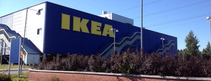 IKEA is one of Guide to Vantaa's best spots.