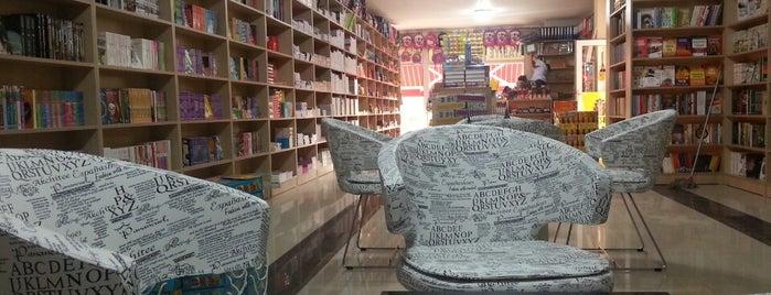 Ayışığı Cafe Kitap is one of Kitap Café'ler.