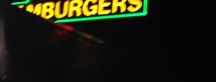 Keller's Drive-In is one of meat + buns..