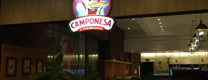 Camponesa - O Parmegiana! is one of Restaurantes.