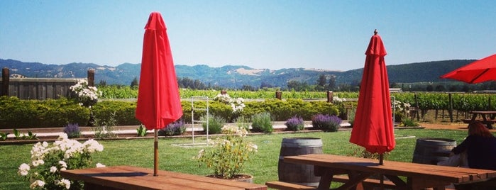 Larson Family Winery is one of Weekend in Napa / Sonoma.