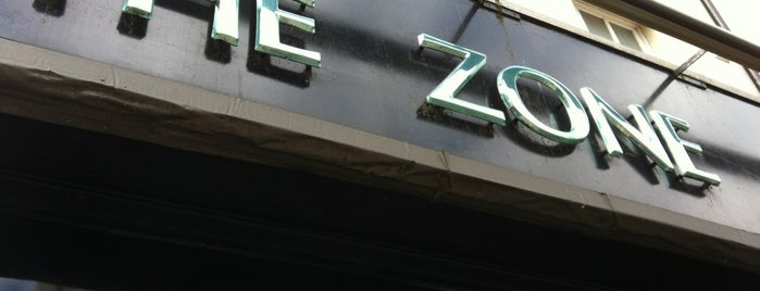 The Zone is one of Gay venues.