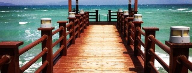 Radisson Blu Resort & Spa Cesme is one of en aklımda kalanlar....