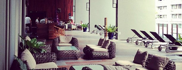 Hansar Bangkok is one of Getaway | Hotel.