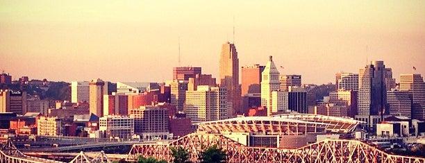 Devou Park is one of Cincinnati.