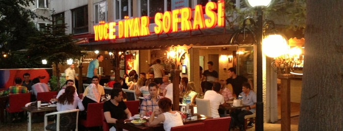 Yüce Diyar Sofrası is one of bursa.