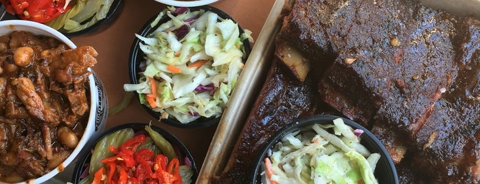 Mighty Quinn's BBQ is one of America's Top BBQ Joints.